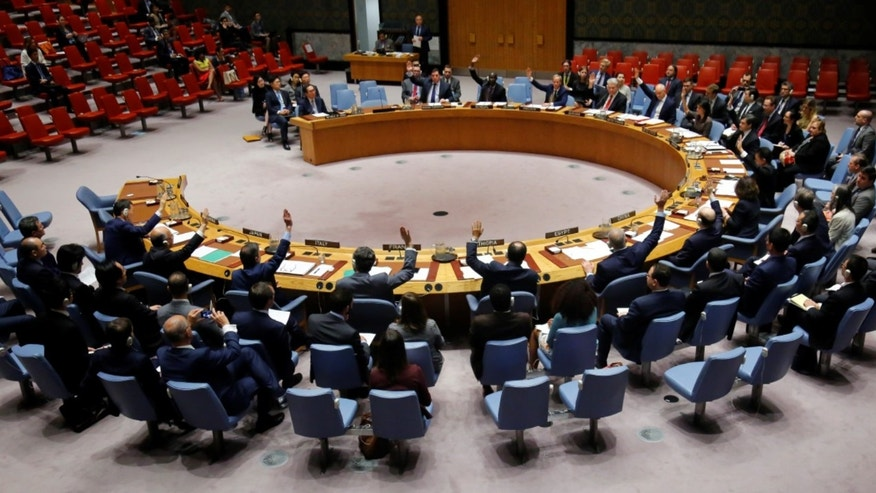United Nations votes to add 15 North Koreans, 4 entities to United Nations blacklist