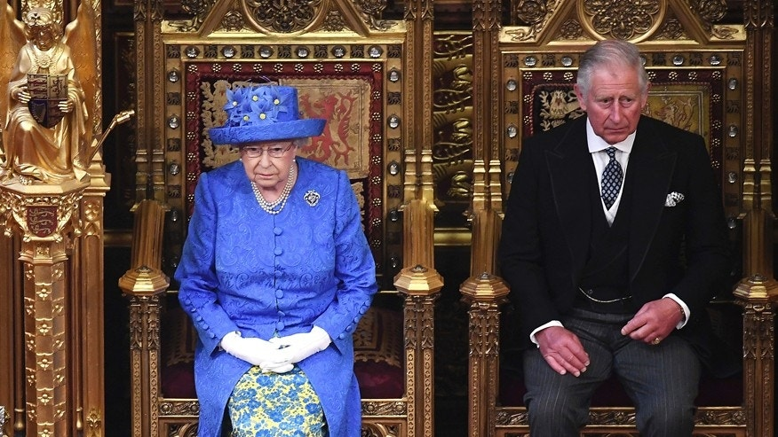 queen outlines uk government agenda in scaled