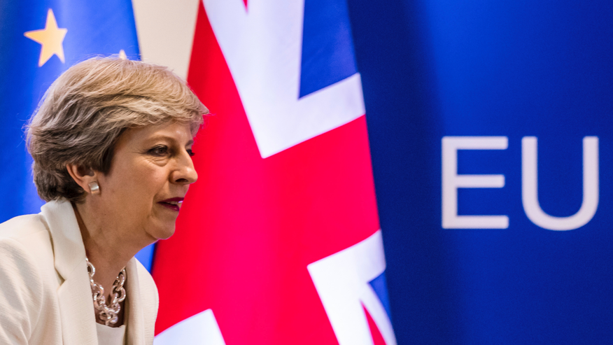 May vows to let European Union citizens stay in United Kingdom after Brexit