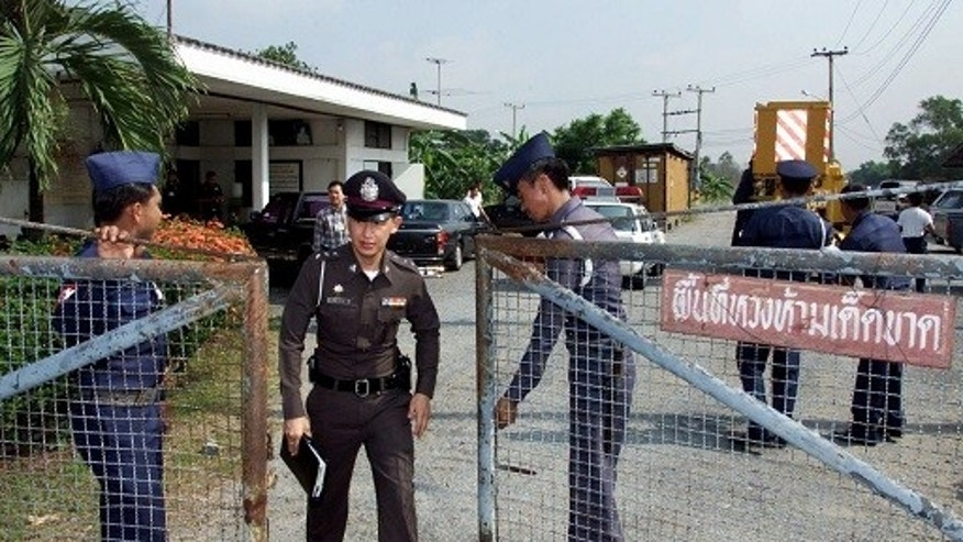 The Royal Thai Police Force has been summoned to tackle an evil ghost that has been scaring villagers in eastern Thailand for months.