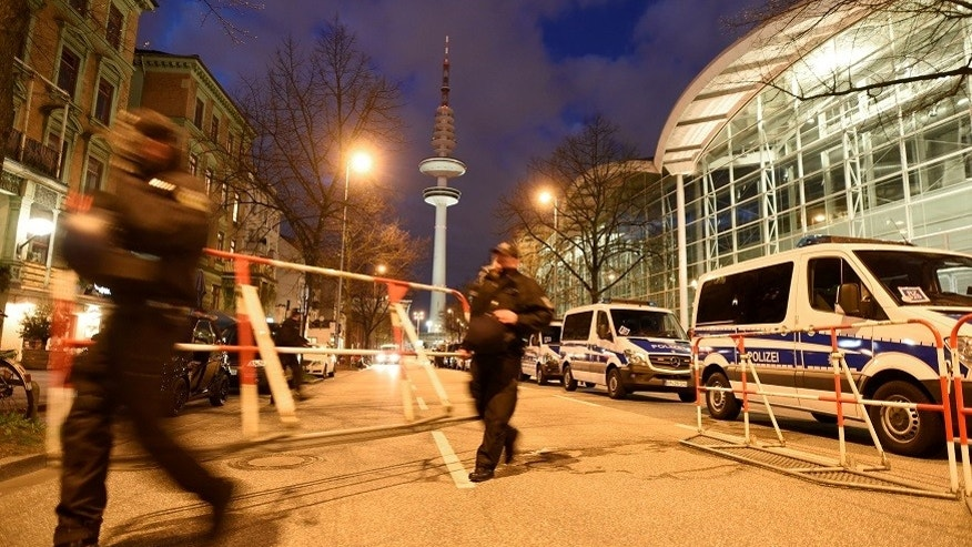A group of Berlin police officers have been removed from security duty ahead of next week's Group of 20 summit in Hamburg due to reports of them allegedly partying excessively.
