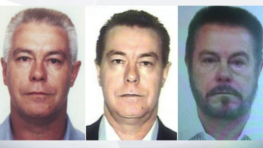 Brazil arrests drug kingpin after 30 years on the run