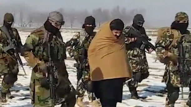 Taliban militants boast U.S. special operations forces gear in shocking video