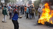 At least 24 killed, including 9-year-old child, during Kenya's post-election violence, reports say