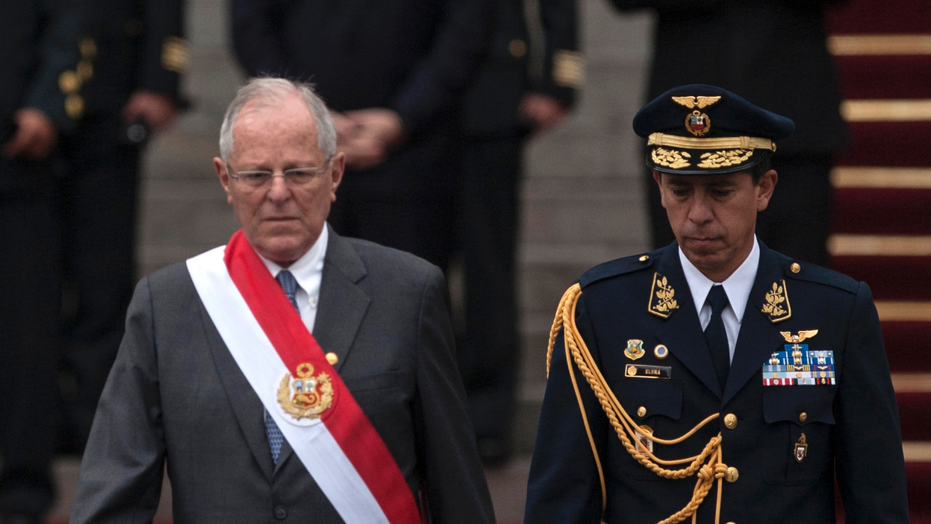 No-confidence vote in Peru forces Cabinet resignations | Fox News