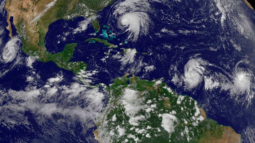 Hurricane Maria forecast to become Category 4 storm
