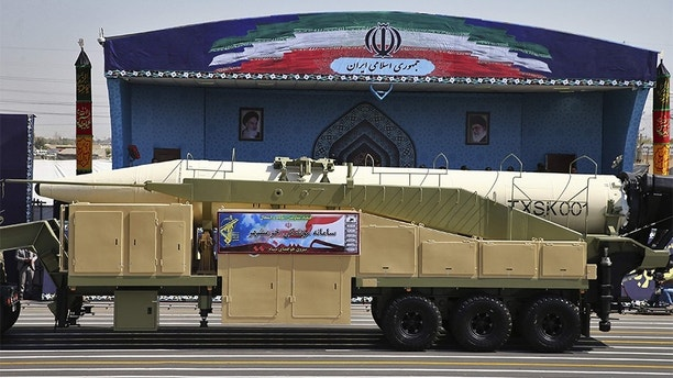 Iran Tests New Ballistic Missile: State Media