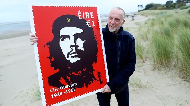 Che Guevara Stamp In Ireland Outrages Cuban Americans