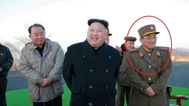 North Korean leader Kim Jong Un supervised a ballistic rocket launching drill of Hwasong artillery units of the Strategic Force of the KPA on the spot in this undated photo released by North Korea's Korean Central News Agency (KCNA) in Pyongyang March 7, 2017. KCNA/via REUTERSATTENTION EDITORS - THIS PICTURE WAS PROVIDED BY A THIRD PARTY. REUTERS IS UNABLE TO INDEPENDENTLY VERIFY THE AUTHENTICITY, CONTENT, LOCATION OR DATE OF THIS IMAGE. FOR EDITORIAL USE ONLY. NOT FOR SALE FOR MARKETING OR ADVERTISING CAMPAIGNS. NO THIRD PARTY SALES. NOT FOR USE BY REUTERS THIRD PARTY DISTRIBUTORS. SOUTH KOREA OUT. NO COMMERCIAL OR EDITORIAL SALES IN SOUTH KOREA.     TPX IMAGES OF THE DAY - RC1A482860C0
