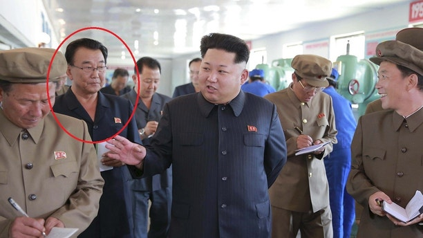 North Korean leader Kim Jong Un (C) visits the Sinuiju Measuring Instrument Factory in this undated photo released by North Korea's Korean Central News Agency (KCNA) in Pyongyang September 4, 2015.   REUTERS/KCNA    ATTENTION EDITORS - THIS PICTURE WAS PROVIDED BY A THIRD PARTY. REUTERS IS UNABLE TO INDEPENDENTLY VERIFY THE AUTHENTICITY, CONTENT, LOCATION OR DATE OF THIS IMAGE. FOR EDITORIAL USE ONLY. NOT FOR SALE FOR MARKETING OR ADVERTISING CAMPAIGNS. THIS PICTURE IS DISTRIBUTED EXACTLY AS RECEIVED BY REUTERS, AS A SERVICE TO CLIENTS. NO THIRD PARTY SALES. SOUTH KOREA OUT. NO COMMERCIAL OR EDITORIAL SALES IN SOUTH KOREA. - GF10000193127