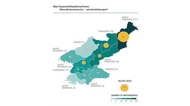 How many defectors escape north korea and why dont we hear more north korea killing gumiabroncs Images