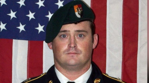 Staff Sgt. Dustin Wright was killed when his patrol was ambushed.