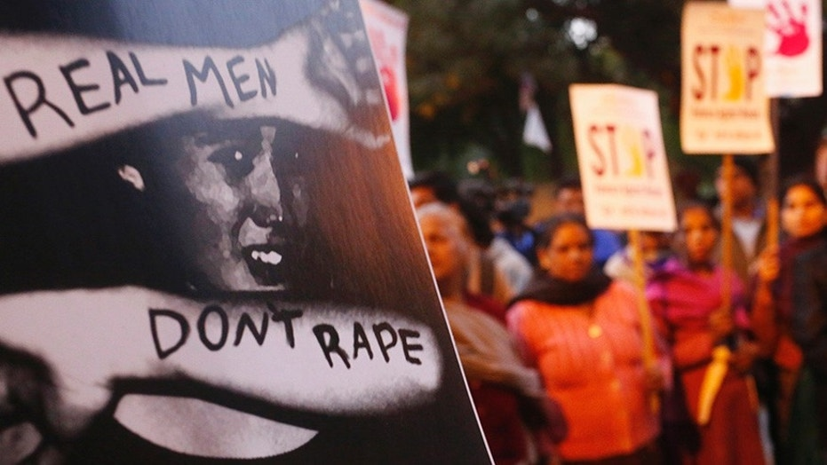 Two uncles found guilty of raping 10-year-old Indian girl