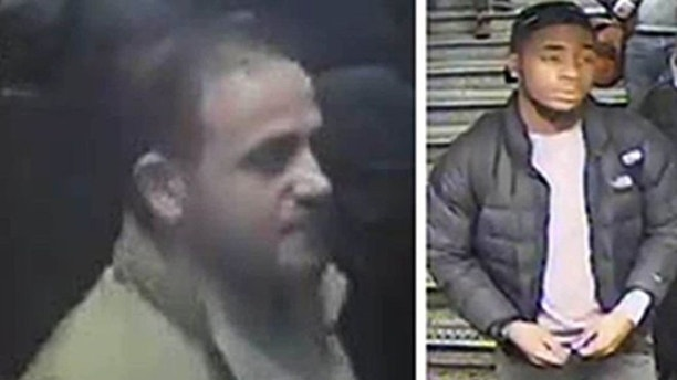 Oxford Circus: police interview two men over tube station incident