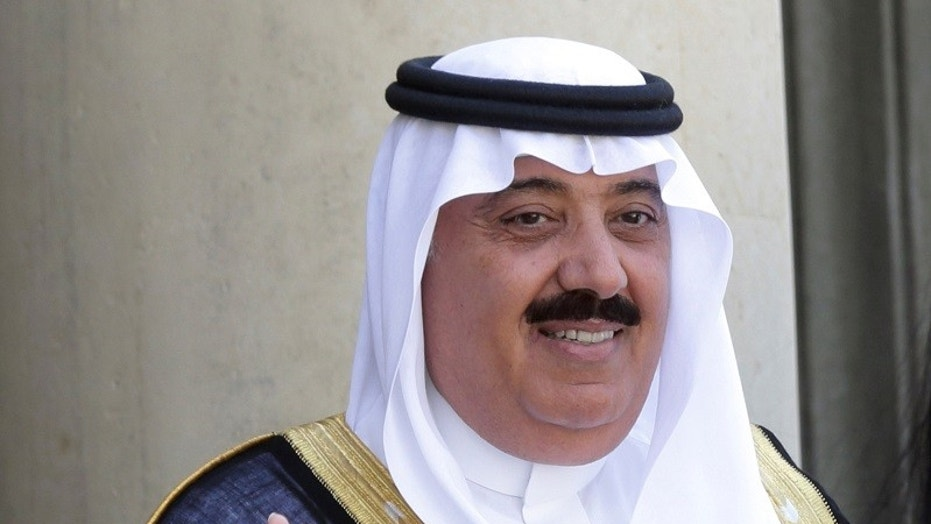 Saudi Arabian Prince Miteb bin Abdullah has reportedly been released from detention.