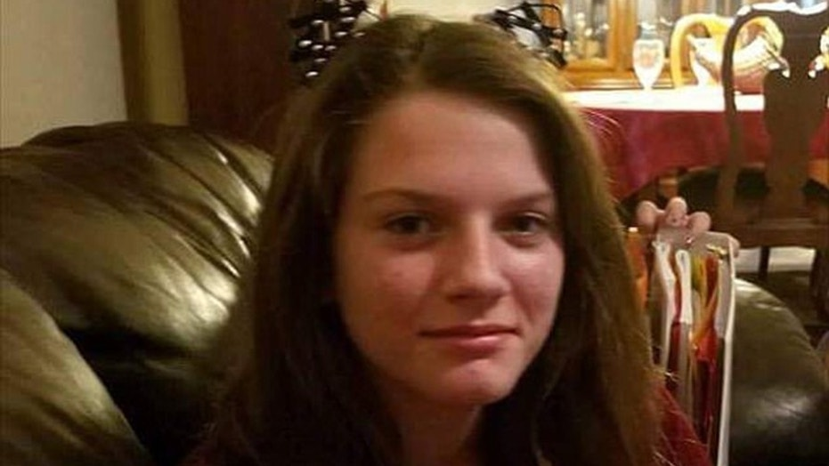 Ashlee Hattermann, 13, was discovered by authorities in Mexico City on Sunday night, police said.
