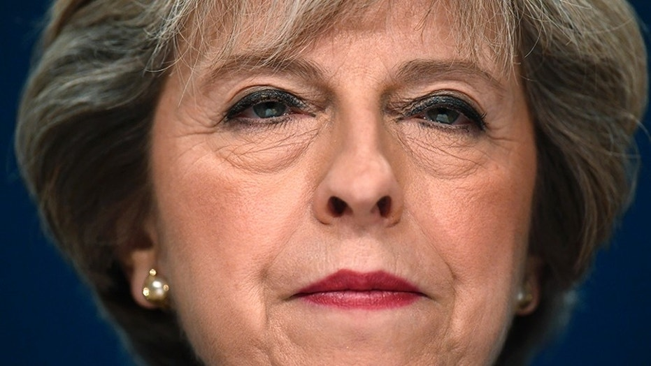 Man appears in court accused of trying to kill British PM May