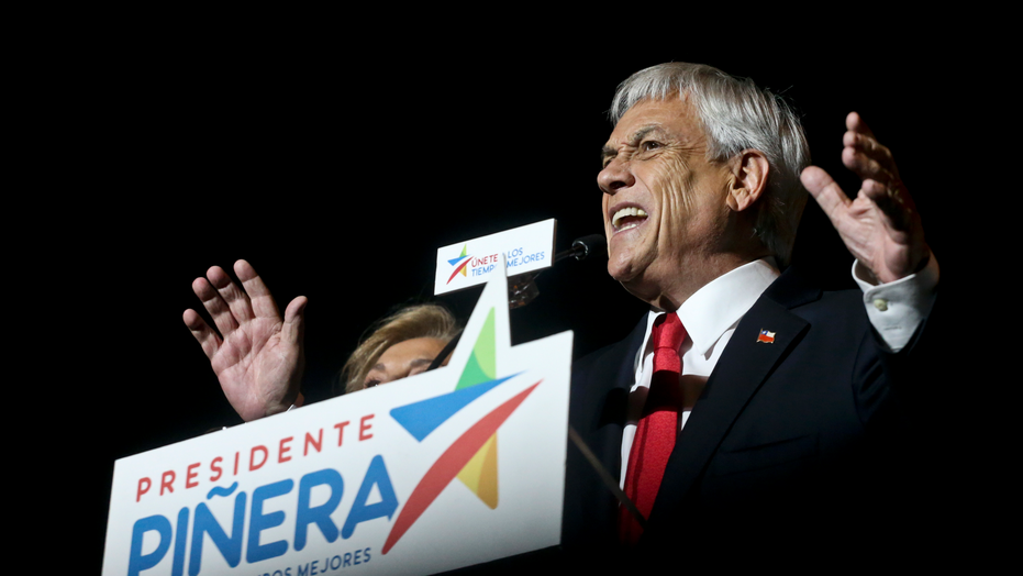 Chile's Guillier concedes presidency to Pinera
