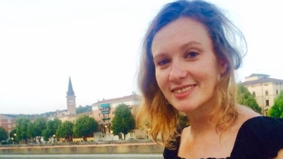 Rebecca Dykes, who worked at the British embassy in Lebanon, was found dead Saturday after a night out with colleagues.