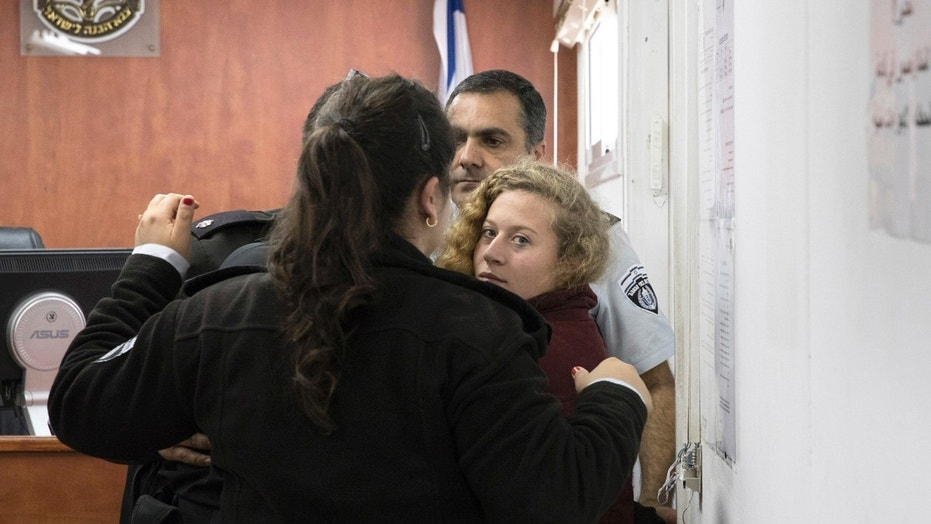 Two Palestinian women in court over Israeli soldier…
