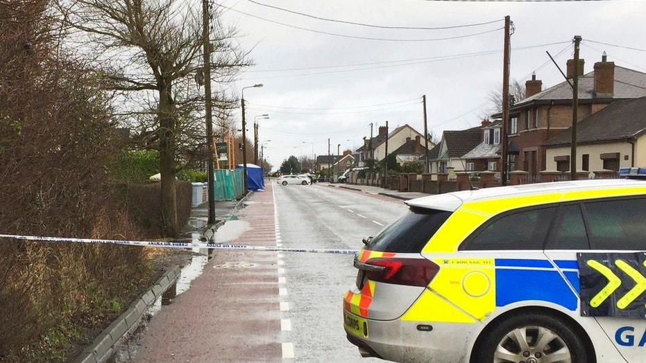 Ireland stabbing, iron bar attack investigated as possibly terror-related
