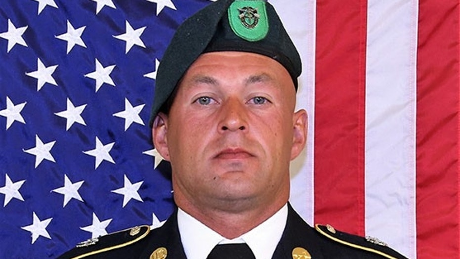 U.S.  soldier killed in Afghanistan on New Year's Day identified