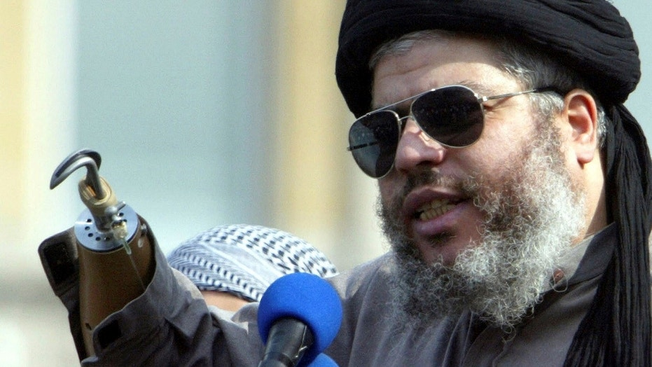 Muslim cleric Abu Hamza al-Masri said he was tipped off four days before the deadly Sept. 11, 2001 attacks.