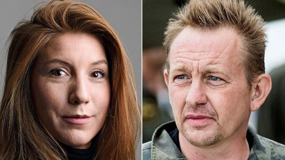 Danish inventor charged with murdering Swedish journalist Wall on submarine