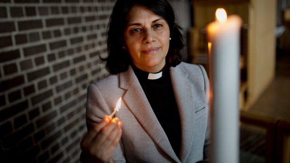 Annhita Parsan, who fled Iran, has converted hundreds of Muslims in Europe to Christianity.
