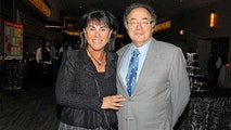 Honey and Barry Sherman, Chairman and CEO of Apotex Inc., are shown at the annual United Jewish Appeal (UJA) fundraiser in Toronto, Ontario, Canada, August 24, 2010. The Globe and Mail/Janice Pinto/via REUTERS