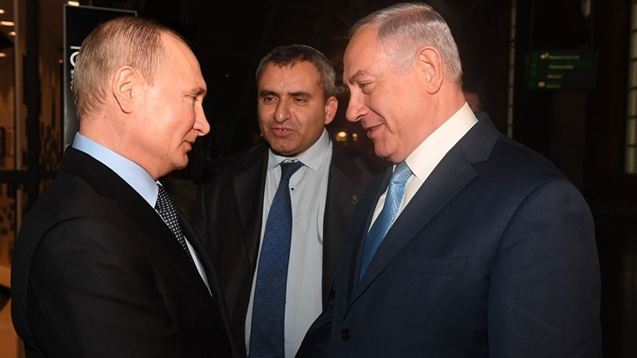 Netanyahu accuses Iran of wanting to turn Lebanon into 'missile site'
