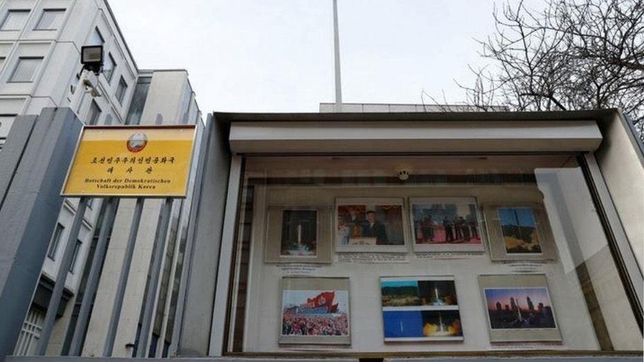 North Korea 'using Berlin embassy for procurement'
