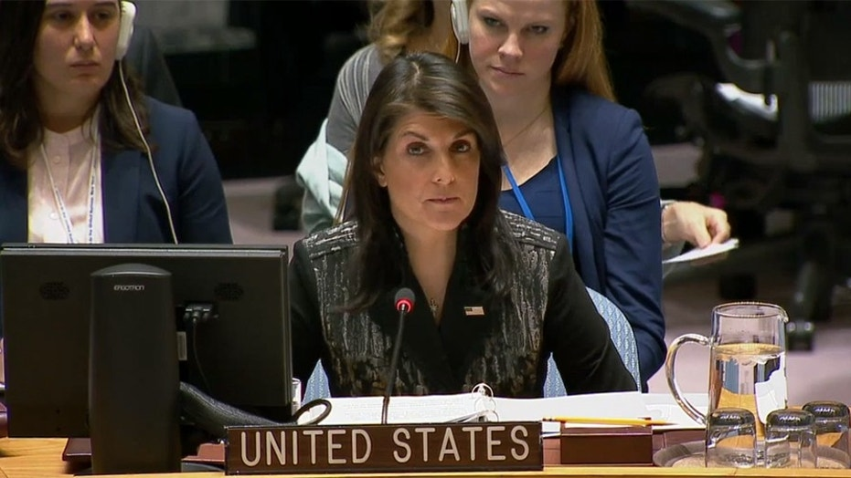 Nikki Haley, the United States ambassador to the United Nations, is looking the Security Council to act toward the repatriation of nearly 700,000 Rohingya refugees who were forced to flee Burma to neighboring Bangladesh following a major military crackdown last August on the mostly Muslim population in Rakhine State.