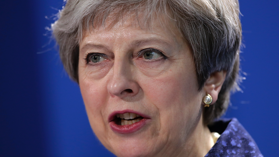 Security must transcend ideology, May to tell EU