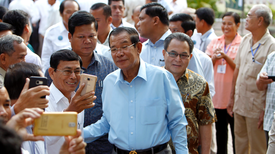 Cambodia's ruling party claims sweeping win in Senate vote ...