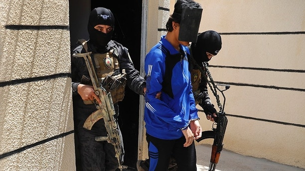 Iraqi court sentences 16 Turkish women to death for joining ISIS