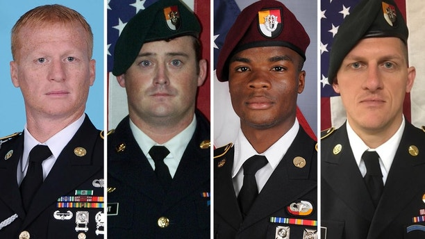 Niger attack on United States soldiers