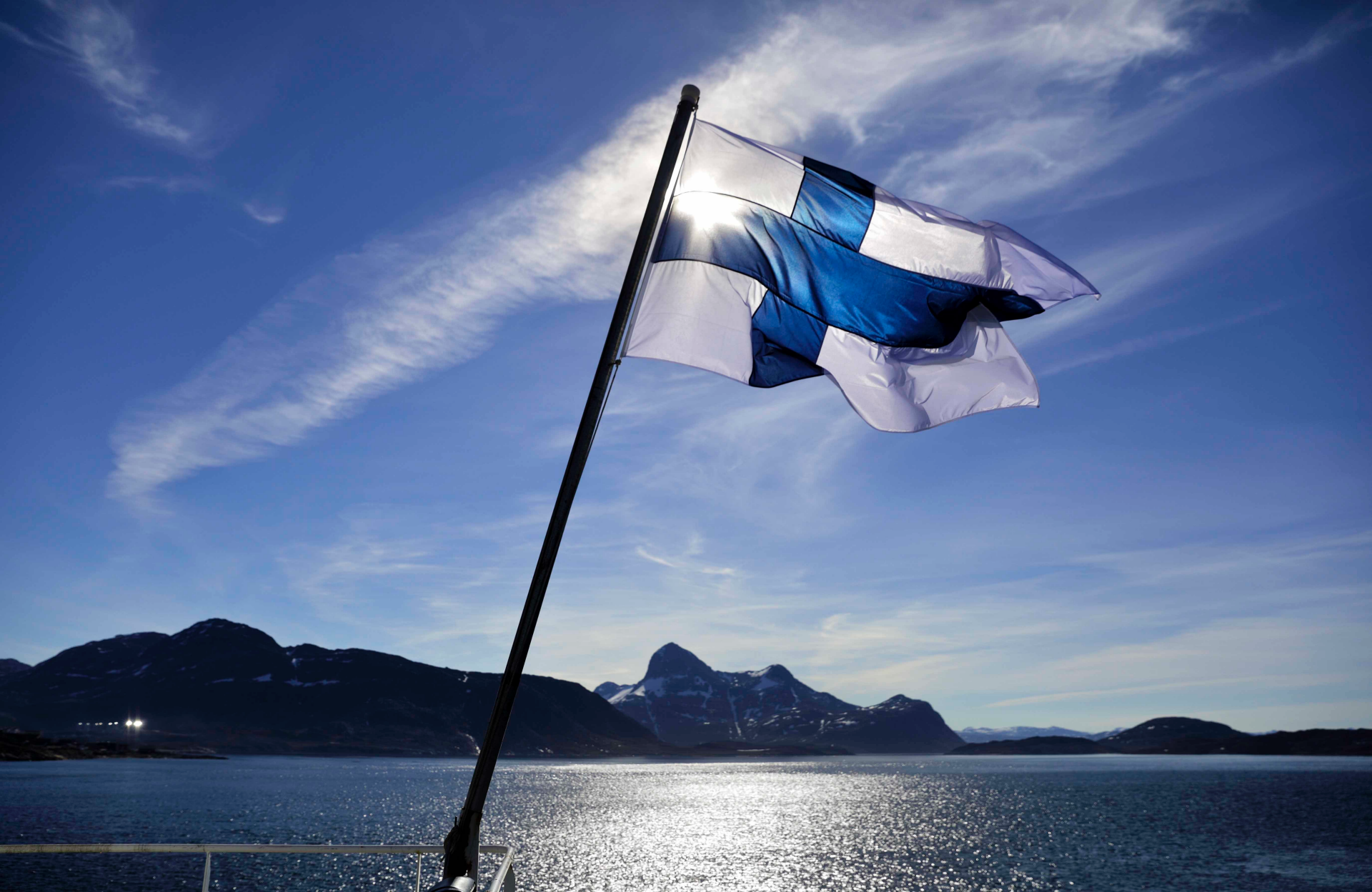 Finland tops an index of the happiest nations in which to live.