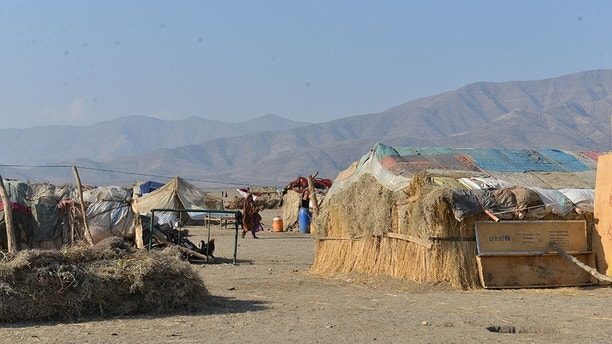 Afghan deported families are living in laghmans returnee camp. Around 600 families live here in the eastern province of Afghanistan
