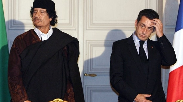 French Investigators end questioning of ex-president Sarkozy