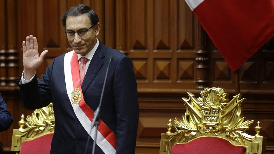What's next for Peru after president's resignation