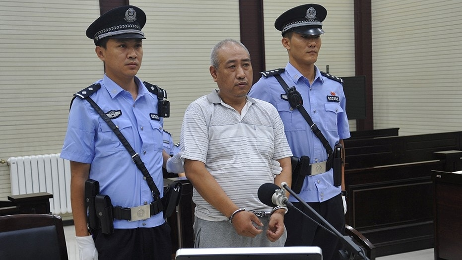 "Gao Chengyong, who has been dubbed China's ""Jack the Ripper,"" was sentenced to death for raping and murdering 11 women and girls."