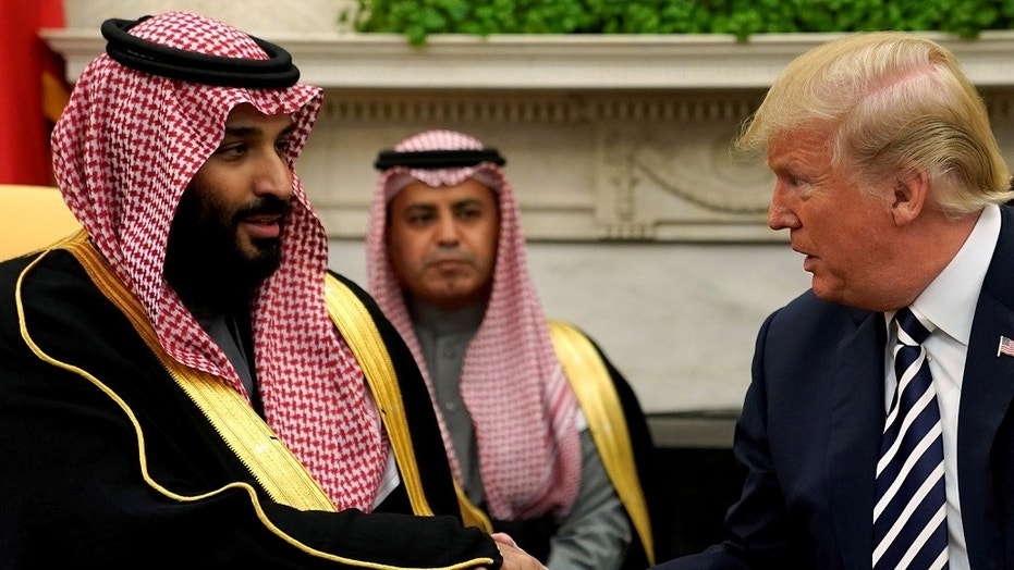Saudi Arabia's crown prince Mohammed bin Salman, 32, said Israelis have a right to their 'own land' -- and compared Iran's Supreme Leader to Hitler -- in a wide-ranging interview this week.