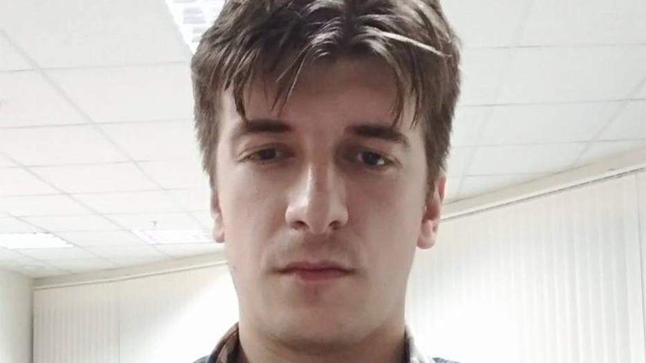 Russian police say Maxim Borodin fell to his death from an apartment building last week, but others are skeptical.