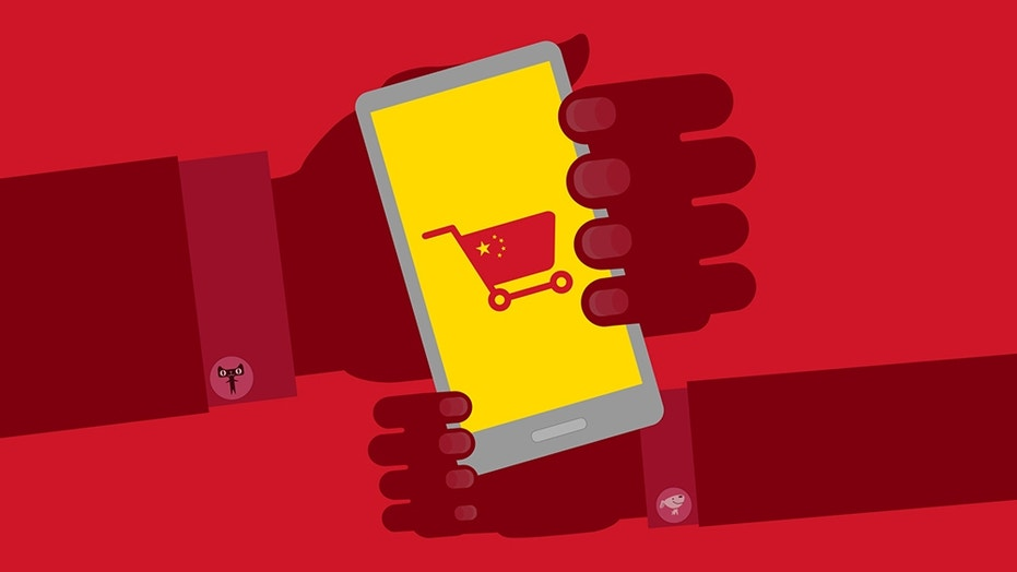At war with Alibaba: Top brands fight China e-commerce ...