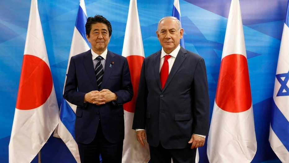 Japanese officials were reportedly shocked after Prime Minister Shinzo Abe was served dinner in a shoe with Israeli Prime Minister Benjamin Netanyahu Dessert.