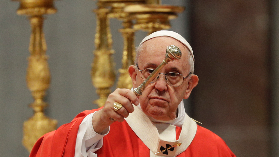 Pope Francis said he has chosen 14 men to be the newest cardinals in the church.