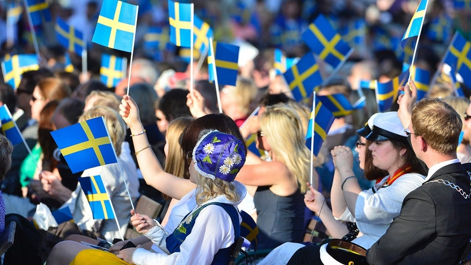 Sweden approved a law saying non-consensual sex is rape.
