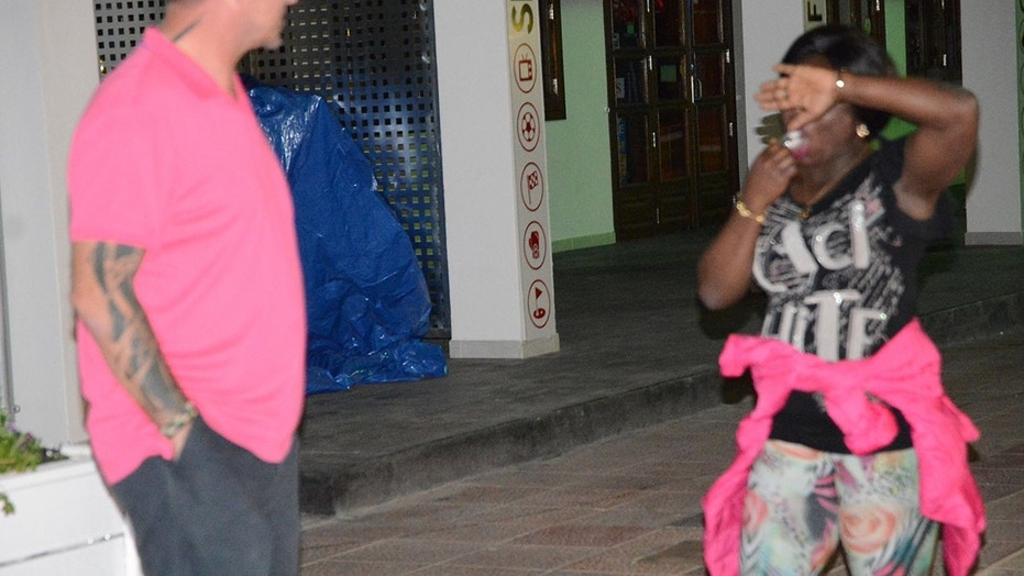 Five Brits have been accused by Spanish police of hate crimes over vigilante street protests in Magaluf against African prostitutes blamed for tourist muggings. The summons occurred after around 20 Nigerian prostitutes complained to police they had been insulted and assaulted by protesters who filmed them without their consent.