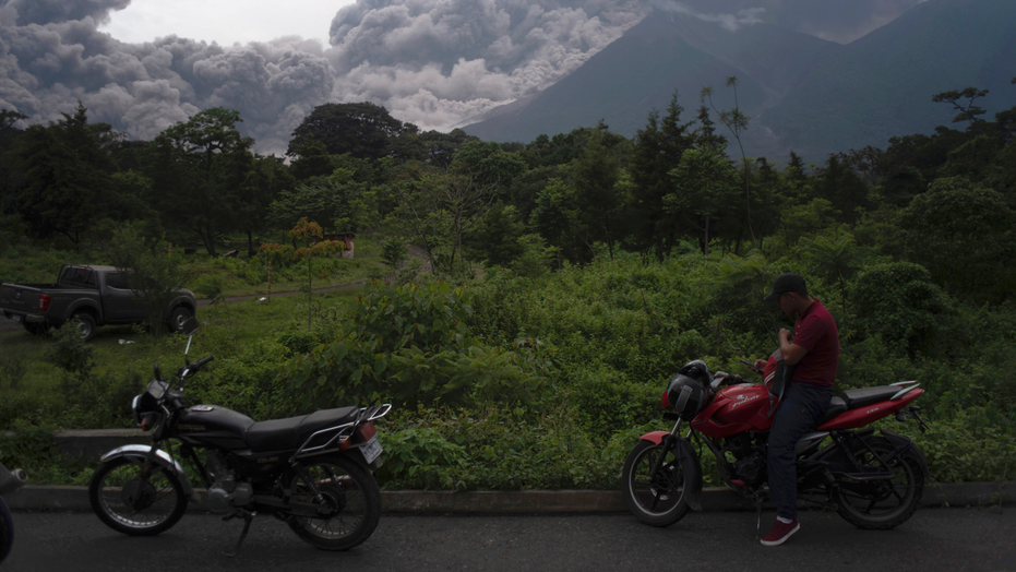 More Than 60 Dead in Guatemala Following Volcanic Explosion